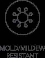 Mold mildew resistant-N88-GB