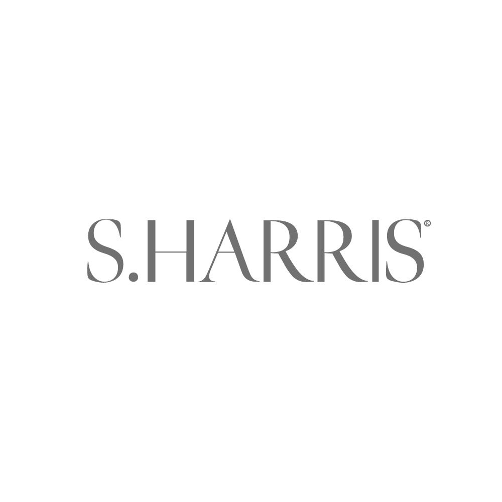 лого.S.Harris(Серое)